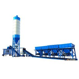 Cement stabilized soil mixing plant